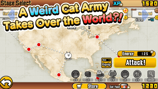 The Battle Cats screenshots 1