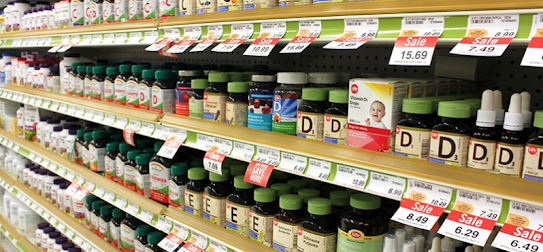 Warning: 4 common vitamins no one told you become toxic if you take too much