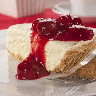 Very Cherry Cheesecake.