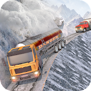 Game Mountain Oil Cargo Heavy Trailer Truck APK for Windows Phone