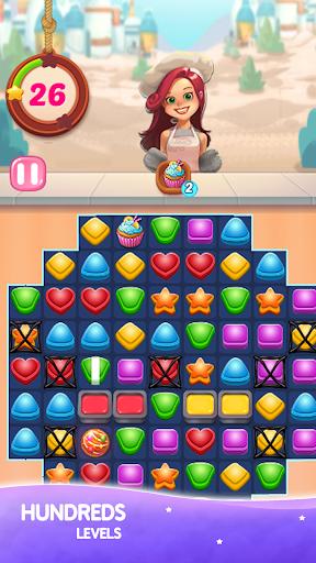 Télécharger Candy Frenzy Mania APK MOD (Astuce) screenshots 2