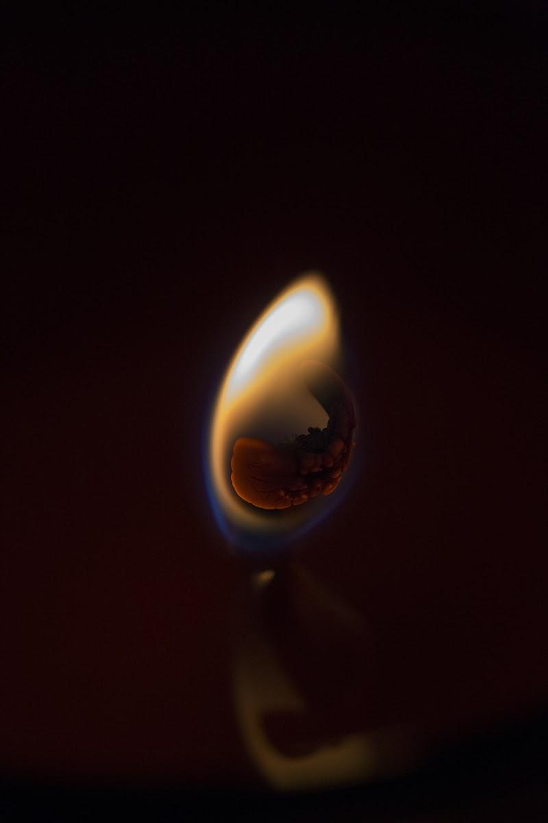 Flame di Claudio Bottini