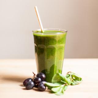 Refreshing Green Smoothie.