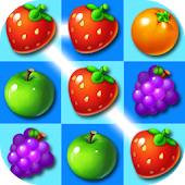 Sweet Fruit Candy - Blast Match 3 Game Android APK Download Free By Simple Puzzle