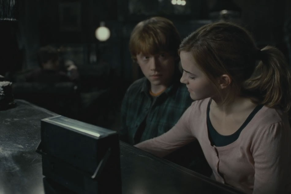 Harry Potter Cinemagraphs