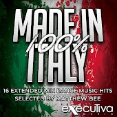 100% Made In Italy - 16 Extended Mix Dance Music Hits