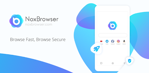 Nox Browser - Fast & Safe Web Browser, Privacy - Apps on