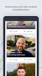 screenshot of Uber Fleet