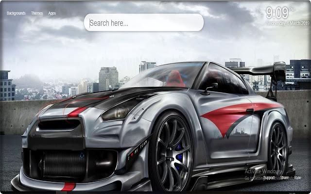 Nissan Gtr Wallpaper