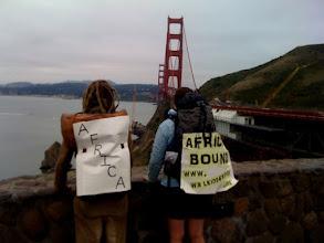 Photo: San Francisco to LA! Here we go!