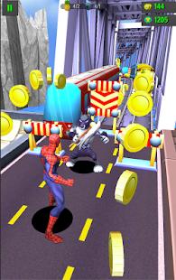 Tải Subway Spider APK