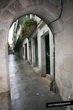 Photo: Soportales en la Plaza de la Verdura