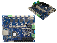TMC2660 Equipped Controller Boards