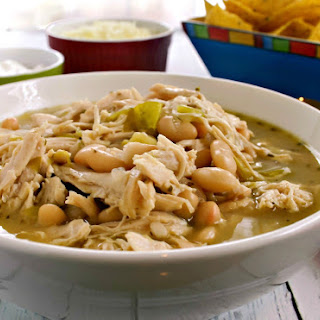 Favorite White Chicken Chili