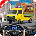 Indian Bus Taxi Simulator Icon