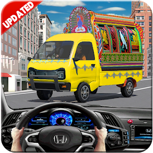 Indian Bus Taxi Simulator for PC