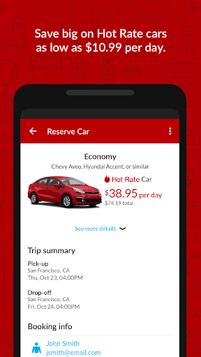 Hotwire Hotel & Car Rental App screenshot 7