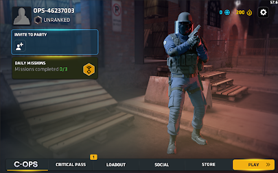 Critical Ops APK screenshot thumbnail 14