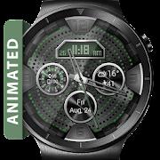LED Pulse HD Watch Face Widget & Live Wallpaper