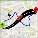 GPS Route Finder-Live Location Tracker icon