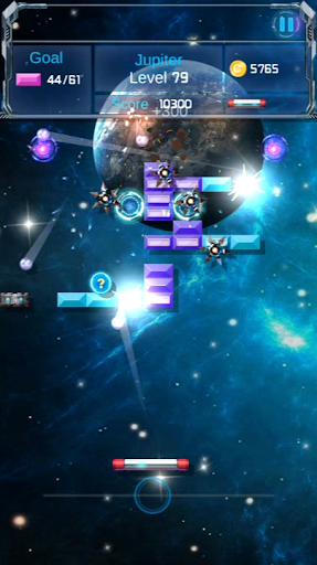 Brick Breaker : Space Outlaw apkpoly screenshots 8