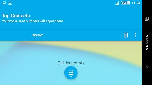 Kit Kat Xperien Theme screenshot 8