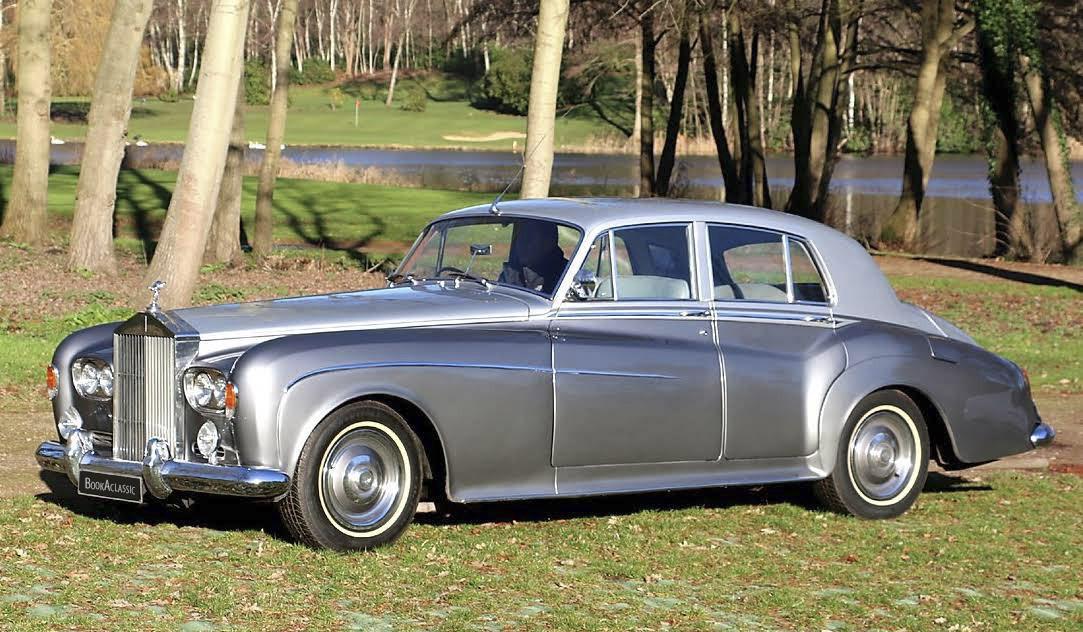 Rolls Royce Silver Cloud III Hire Weybridge