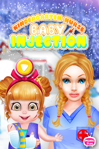 Kindergarten Baby Injections