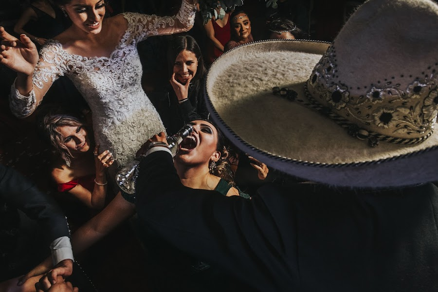 Wedding photographer Christian Macias (christianmacias). Photo of 22.11.2019