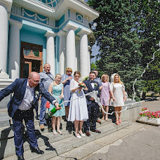 Wedding photographer Aleksandr Byrka (Alexphotos). Photo of 26.06.2018