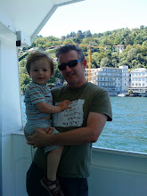 Photo: Oscar and his Daddy Enjoying The Breeze