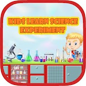 Kids Learn Science Experiment
