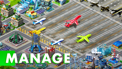 Airport City 6 29 10 Full Apk + Mod for Android – GameingApk