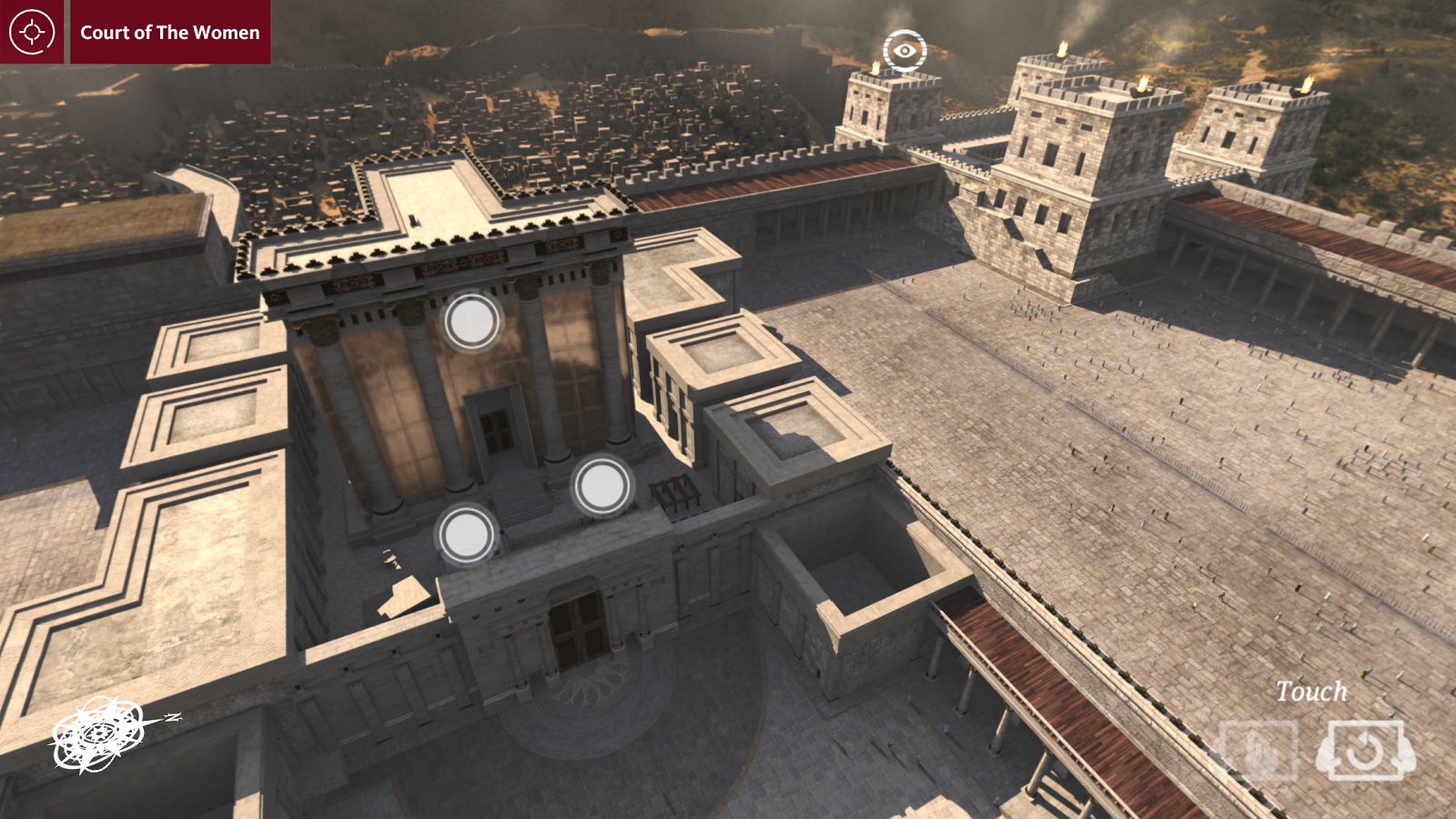 Virtual New Testament- screenshot