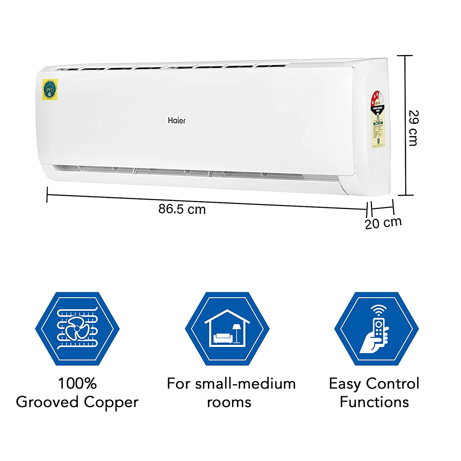 Best 3 Star air conditioners in India
