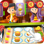 Fast Food Street Tycoon Icon