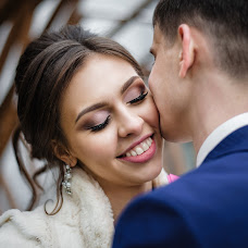 Wedding photographer Andrey Lukashevich (fotkiluk). Photo of 20.12.2017