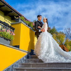 Wedding photographer Evgeniy Osadchiy (eosphotokz). Photo of 09.11.2016