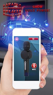 Karaoke Microphone Speaker Simulator 2.1 Mod APK (Unlock All) 2