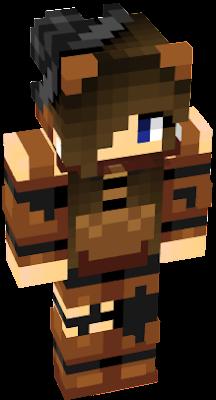 Freddy Girl Nova Skin