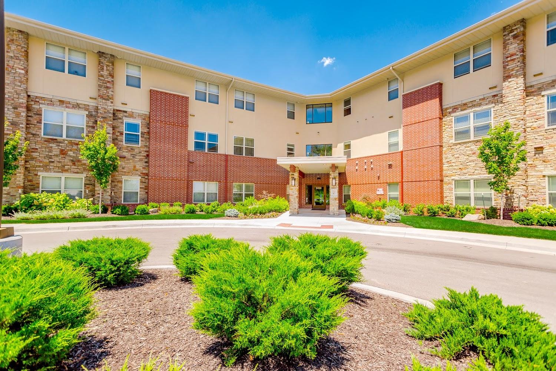 St. Michael's Veterans Center Apartments in Kansas City, MO