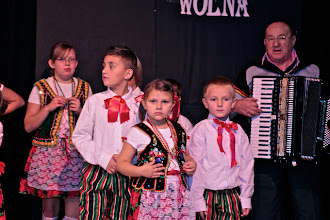 Photo: Akompaniament muzyczny- pan Wlodzimierz