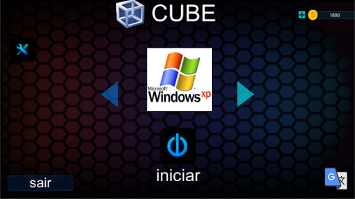 CUBE VIRTUAL BOX SIMULATOR  screenshots 2