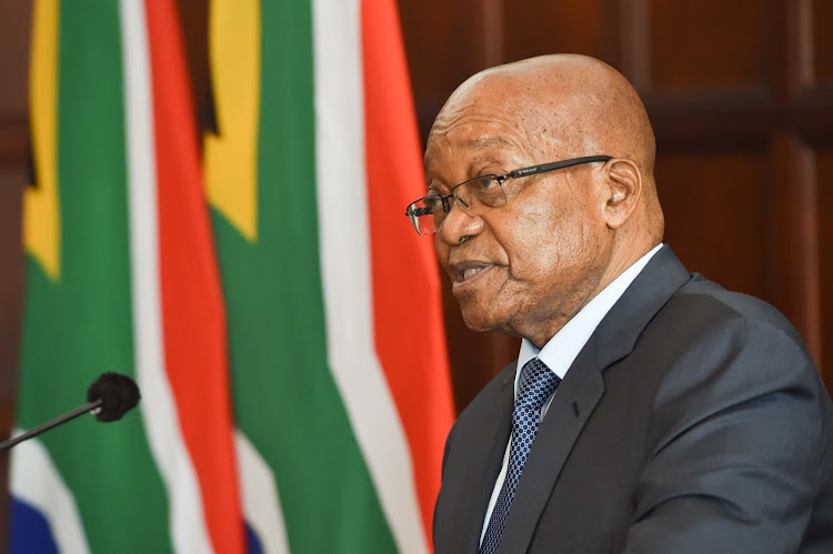 President Jacob Zuma. Picture: GCIS