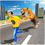 Wild Tiger City Rampage 2019