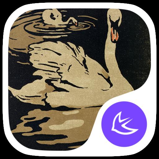 Swan-APUS Launcher theme Icon
