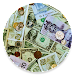 Aboki Forex - Currency Converter & Rate Calculator Icon