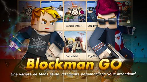 Blockman GO : Blocky Mods  captures d'écran 1