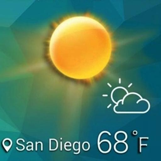 USA Weather Widget App Free