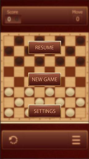 Russian Checkers 1.5.1 screenshots 1